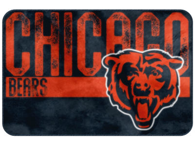 Chicago Bears The Northwest Company Worn Out Foam Mat
