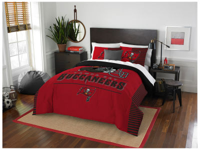 Tampa Bay Buccaneers The Northwest Company Draft Full/Queen Comforter Set