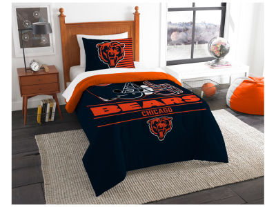 Chicago Bears The Northwest Company Draft Twin Comforter Set