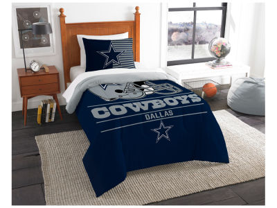 Dallas Cowboys The Northwest Company Draft Twin Comforter Set