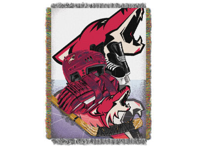 Arizona Coyotes The Northwest Company NHL Home Ice Advantage Tapestry Throw Blanket
