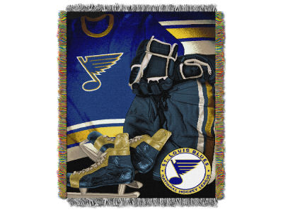 St. Louis Blues The Northwest Company Vintage Tapestry Throw Blanket