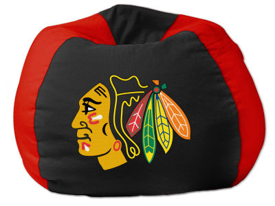 Chicago Blackhawks The Northwest Company Bean Bag Chair