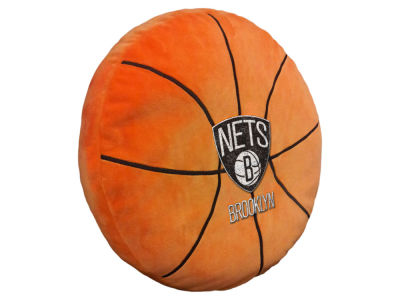Brooklyn Nets The Northwest Company 3D Sports Pillow