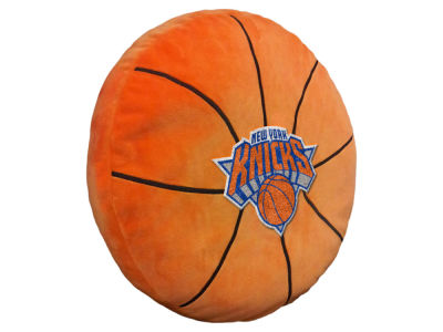 New York Knicks The Northwest Company 3D Sports Pillow