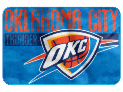 Oklahoma City Thunder The Northwest Company Worn Out Foam Mat
