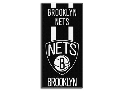 Brooklyn Nets The Northwest Company Zone Read Beach Towel