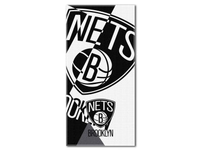 Brooklyn Nets The Northwest Company Puzzle Beach Towel