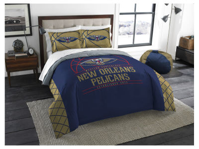 New Orleans Pelicans The Northwest Company Reverse Slam Full/Queen Comforters Set
