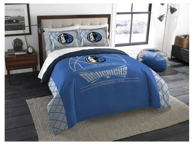 Dallas Mavericks The Northwest Company Reverse Slam Full/Queen Comforters Set