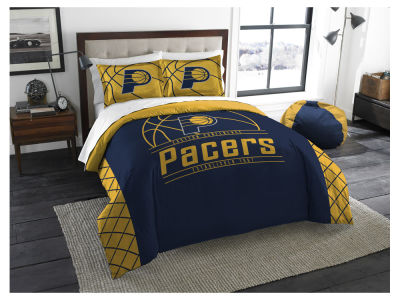 Indiana Pacers The Northwest Company Reverse Slam Full/Queen Comforters Set