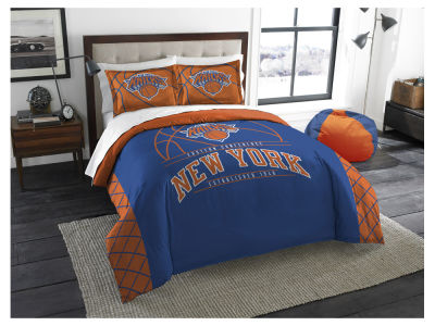New York Knicks The Northwest Company Reverse Slam Full/Queen Comforters Set