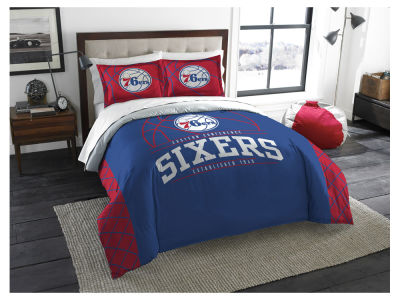 Philadelphia 76ers The Northwest Company Reverse Slam Full/Queen Comforters Set