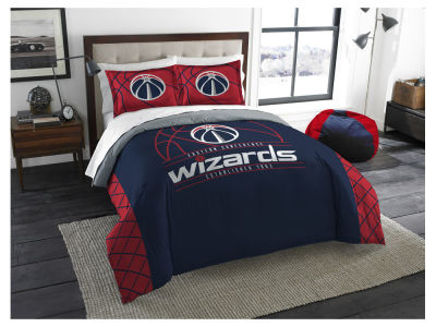 Washington Wizards The Northwest Company Reverse Slam Full/Queen Comforters Set