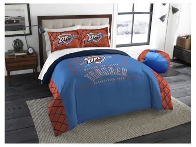 Oklahoma City Thunder The Northwest Company Reverse Slam Full/Queen Comforters Set