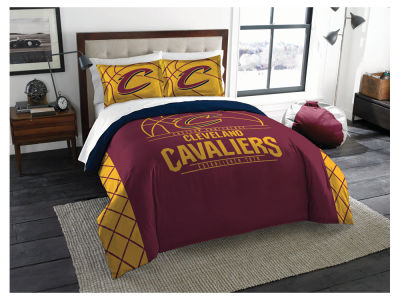 Cleveland Cavaliers The Northwest Company King Printed Comforter & Shams Set
