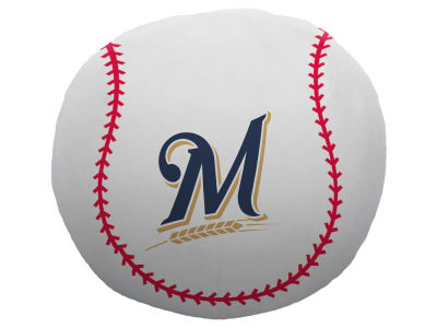 "Milwaukee Brewers The Northwest Company 11"" Cloud Pillow"