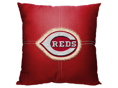 Cincinnati Reds The Northwest Company Letterman Pillow