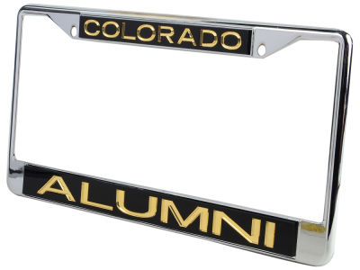 Colorado Buffaloes Stockdale Laser Frame
