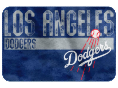 Los Angeles Dodgers The Northwest Company Worn Out Foam Mat