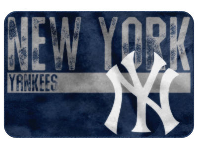 New York Yankees The Northwest Company Worn Out Foam Mat