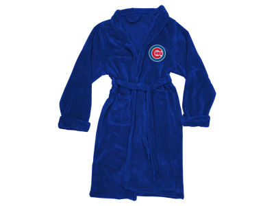 Chicago Cubs The Northwest Company Men's Bathrobe