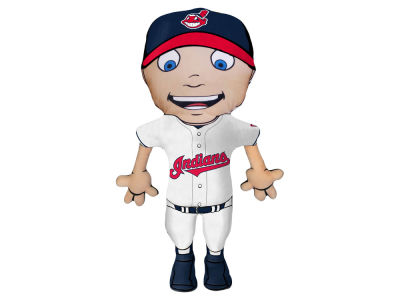 Cleveland Indians The Northwest Company Cloud Pal Character Pillow