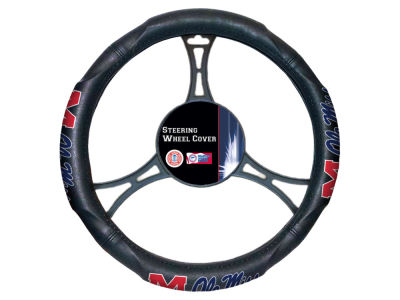 Ole Miss Rebels The Northwest Company Car Steering Wheel Cover