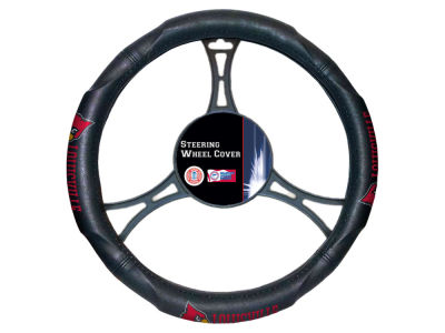 Louisville Cardinals The Northwest Company Car Steering Wheel Cover