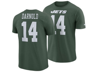 New York Jets Sam Darnold Nike NFL Youth Pride Name and Number 3.0 T-Shirt