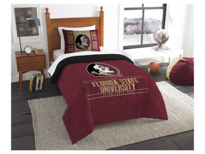 Florida State Seminoles The Northwest Company Modern Take Twin Comforter Set