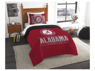 Alabama Crimson Tide The Northwest Company Modern Take Twin Comforter Set