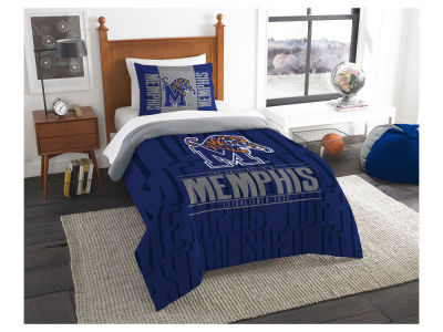 Memphis Tigers The Northwest Company Modern Take Twin Comforter Set