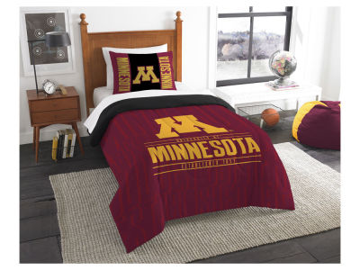 Minnesota Golden Gophers The Northwest Company Modern Take Twin Comforter Set