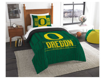 Oregon Ducks The Northwest Company Modern Take Twin Comforter Set