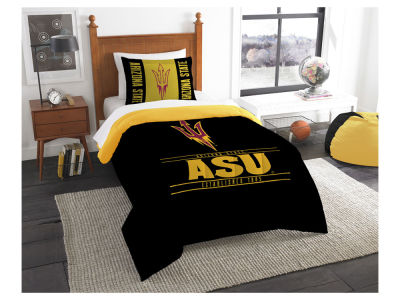 Arizona State Sun Devils The Northwest Company Modern Take Twin Comforter Set
