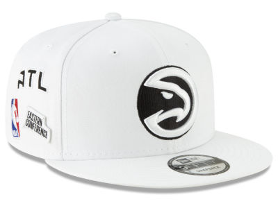 Atlanta Hawks New Era NBA Night Sky 9FIFTY Snapback Cap