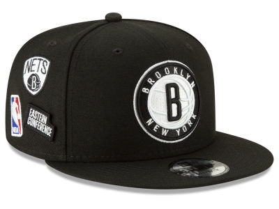 Brooklyn Nets New Era NBA Night Sky 9FIFTY Snapback Cap