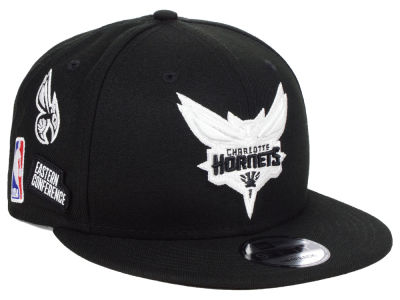 Charlotte Hornets New Era NBA Night Sky 9FIFTY Snapback Cap