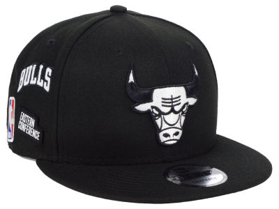 706f6f94af6 Chicago Bulls New Era NBA Night Sky 9FIFTY Snapback Cap