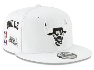 bf742fe141c8 Chicago Bulls New Era NBA Night Sky 9FIFTY Snapback Cap