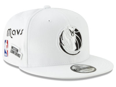 Dallas Mavericks New Era NBA Night Sky 9FIFTY Snapback Cap