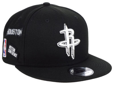 Houston Rockets New Era NBA Night Sky 9FIFTY Snapback Cap