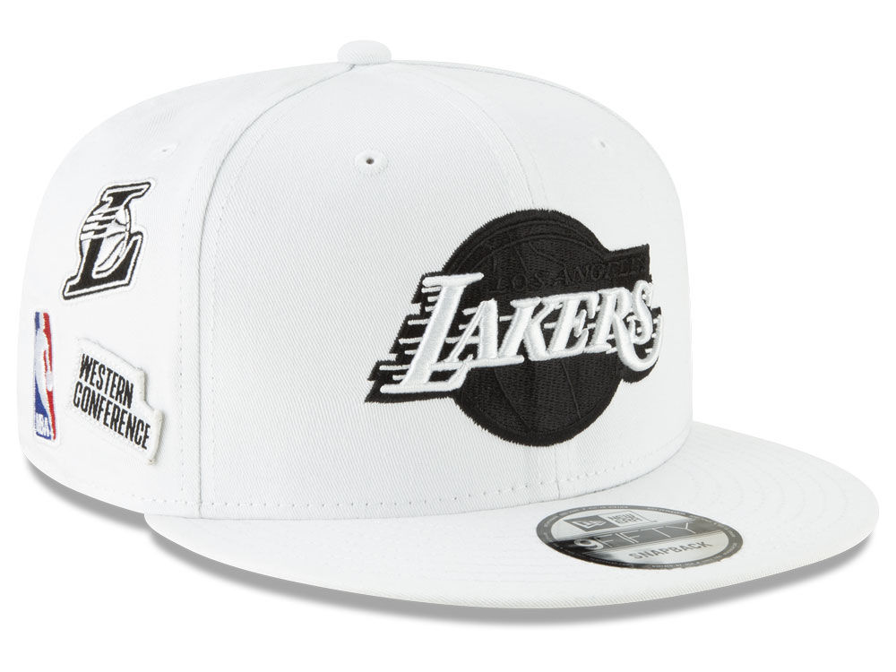 Los Angeles Lakers New Era NBA Night Sky 9FIFTY Snapback Cap  39fbbf630