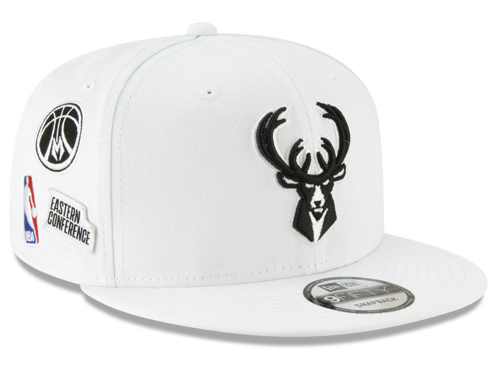 Milwaukee Bucks New Era NBA Night Sky 9FIFTY Snapback Cap  89cc17233