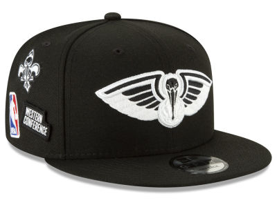 New Orleans Pelicans New Era NBA Night Sky 9FIFTY Snapback Cap