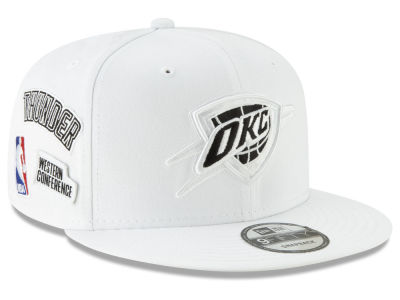 Oklahoma City Thunder New Era NBA Night Sky 9FIFTY Snapback Cap