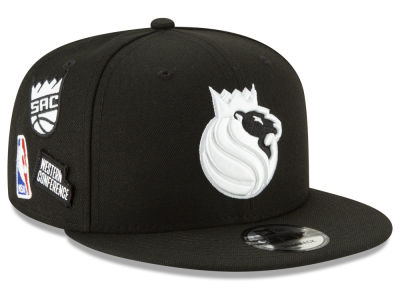 Sacramento Kings New Era NBA Night Sky 9FIFTY Snapback Cap