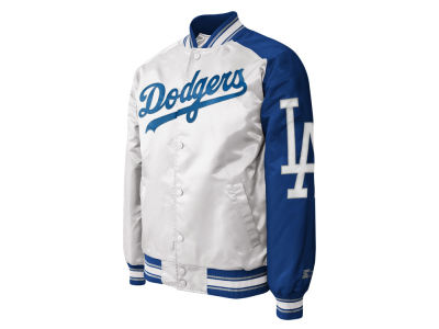 Los Angeles Dodgers MLB Men's Dugout Starter Satin Jacket II