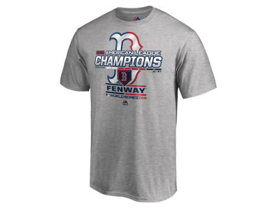 Boston Red Sox 2018 MLB Men's League Champ T-Shirt